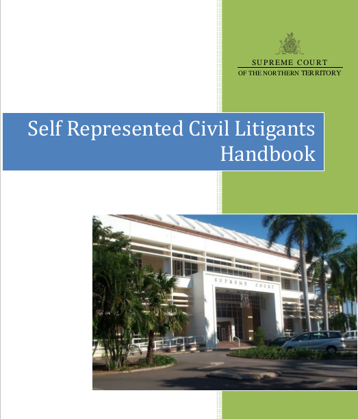 NT Self-Represented Civil Litigants Handbook